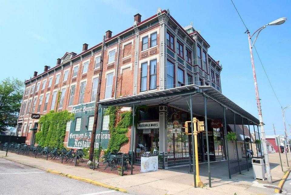 Gerst Haus Restaurants Near Me In Evansville Indiana